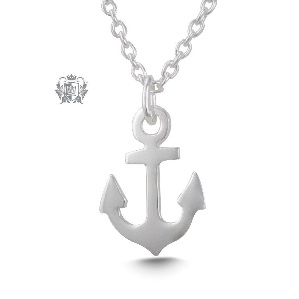 Anchor Pendant - Metalsmiths Sterling™ Canada