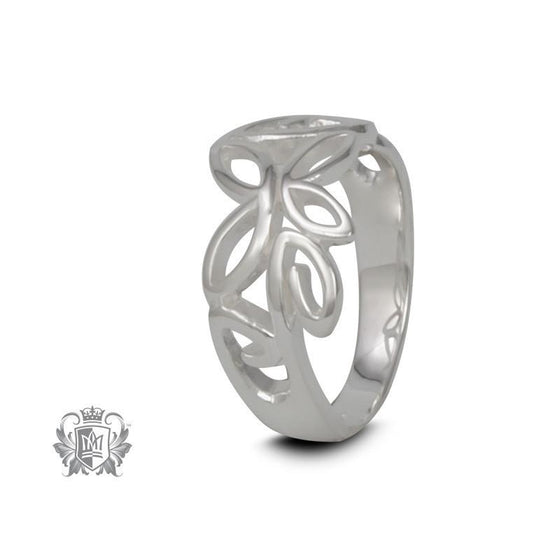 Abstract Butterfly Ring - Metalsmiths Sterling™ Canada