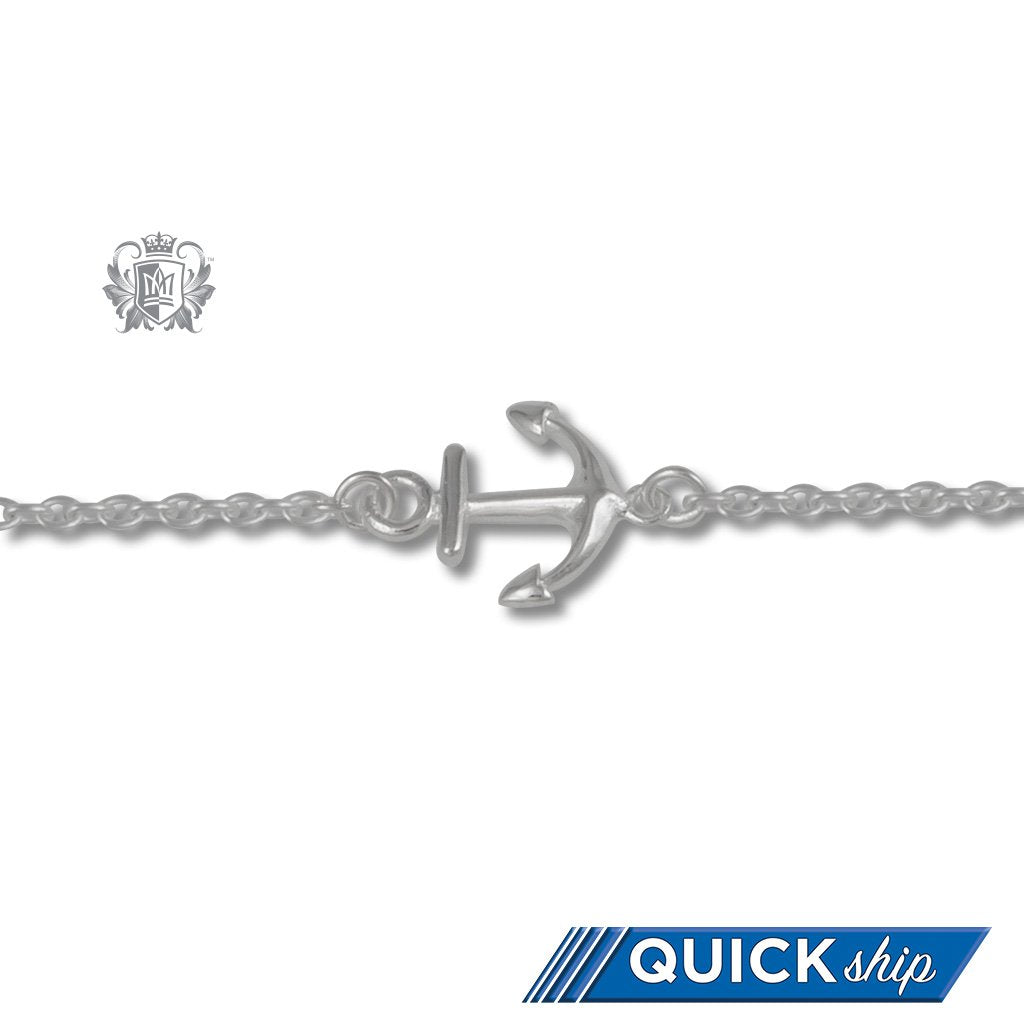 Home Anklet - Metalsmiths Sterling™ Canada
