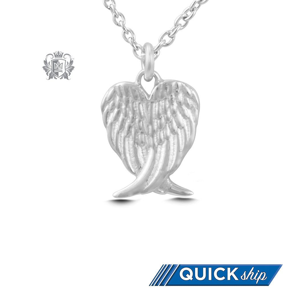Angel Wings Pendant - Metalsmiths Sterling™ Canada