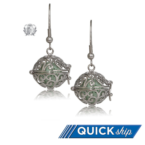 Perfect Scent Parisian Aromatherapy Earrings - Quick Ship