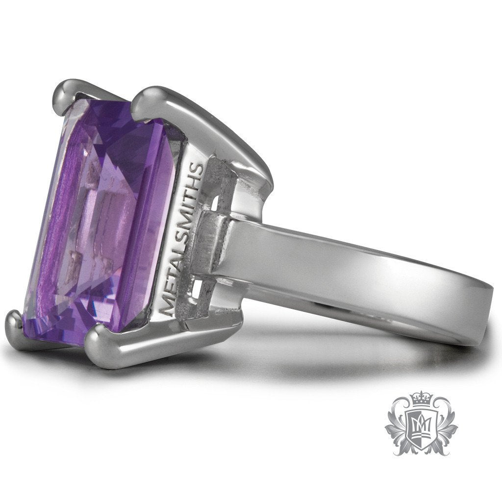 Lady of the Manor Ring -  Gemstone RIngs - 3