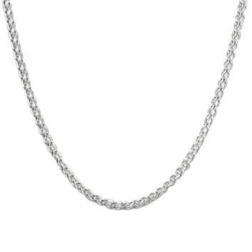 Spiga Chain (2.2mm) - Metalsmiths Sterling™ Canada