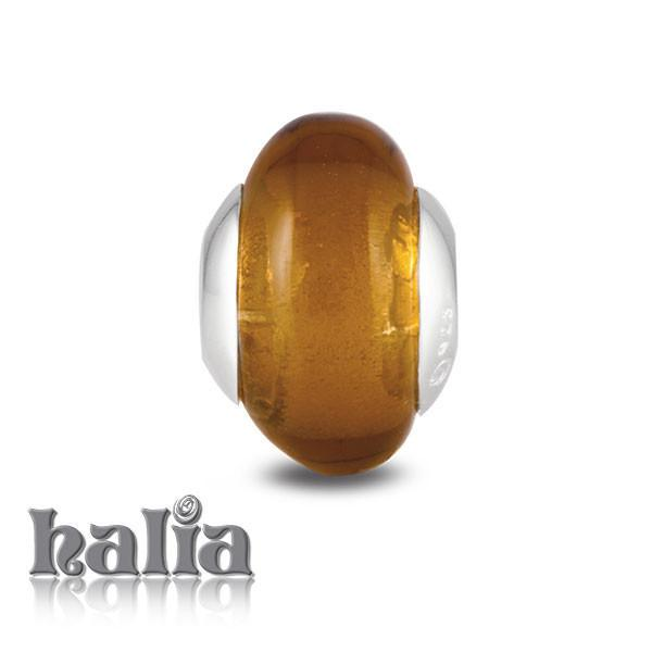 Impeccably Attuned -  Hand Carved Gemstone Bead