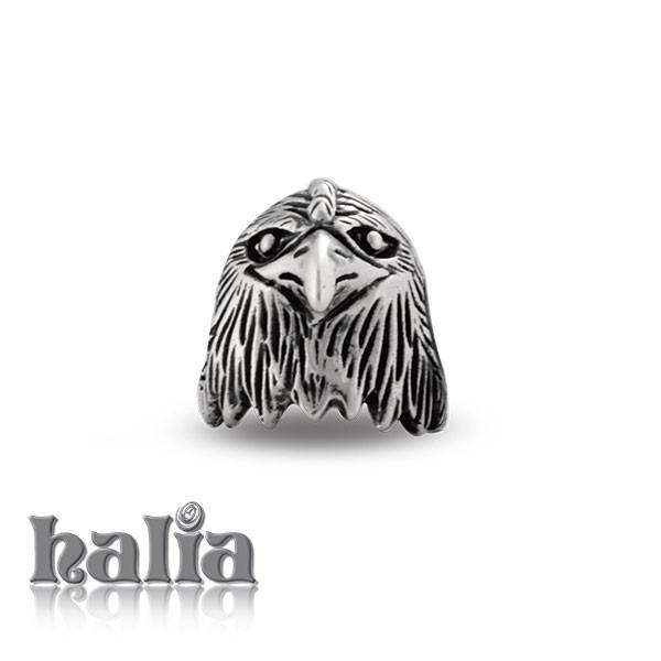 Majestic Eagle -  Sterling Silver Bead