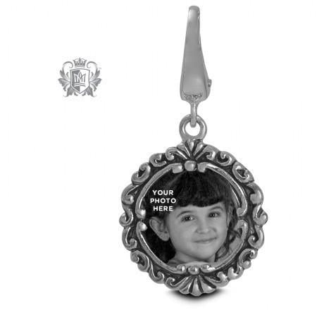 Picture Frame Locket Charm -  Charm - 1