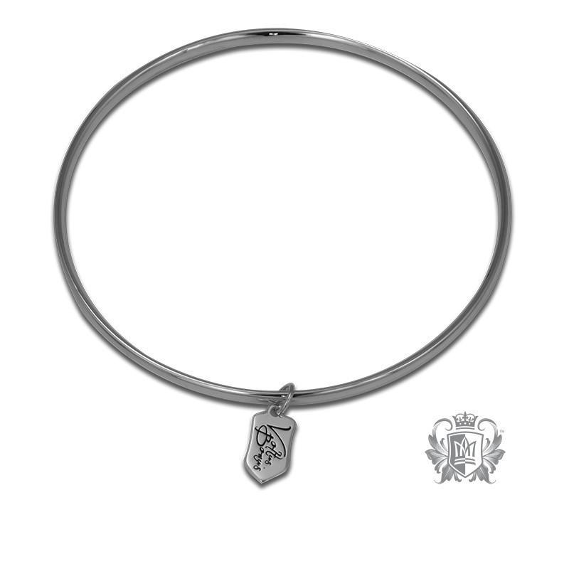 Large Charm Bangle - Metalsmiths Sterling™ Canada