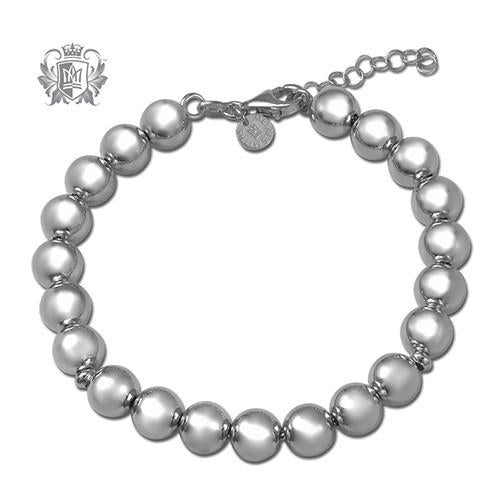 Sphere of Influence Bracelet - Metalsmiths Sterling™ Canada