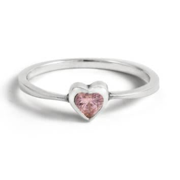 Heart Ring - Metalsmiths Sterling™ Canada