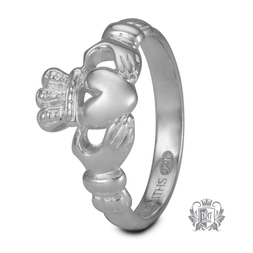 Claddagh Band - Size 6 Claddagh Band - 1