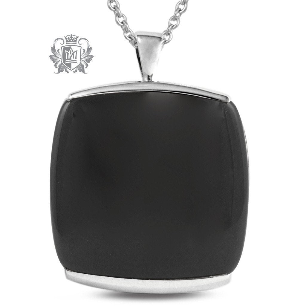 Large Cushion Pendant - Metalsmiths Sterling™ Canada