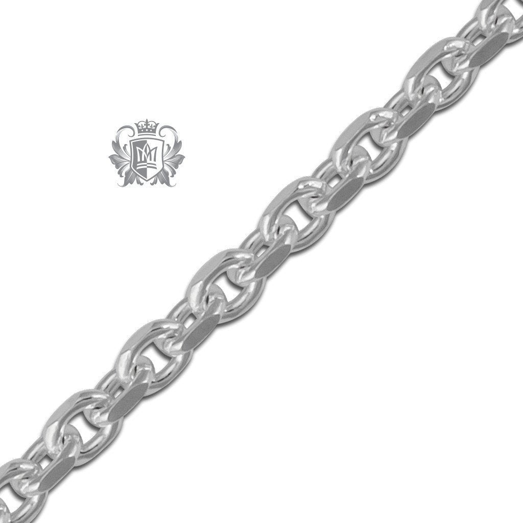 Anchor Link Chain (100 gauge) - Metalsmiths Sterling™ Canada