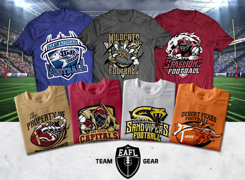 Customizable Team T-Shirt