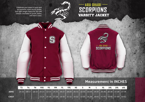 Varsity Jacket  - Youth
