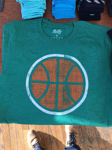 Boston Parquet Floor T-Shirt