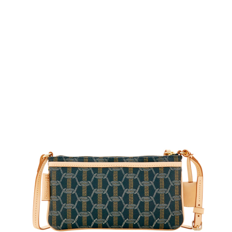 Crosslace East West Crossbody