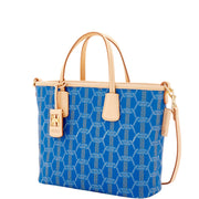 Crosslace Mini Tote