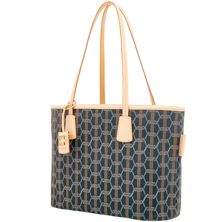 Crosslace Medium Tote