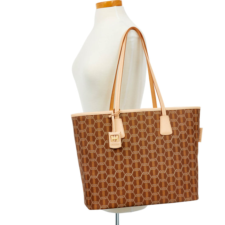Crosslace Large Tote