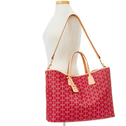 Crosslace Extra Large Tote