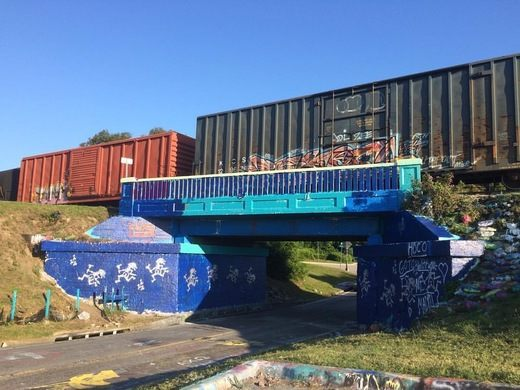 The Graffiti Bridge:  No longer just a Pensacola icon.