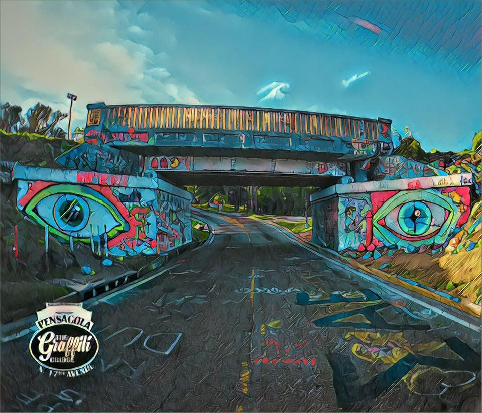The Graffiti Bridge: Featured Friday: All Eyes on Me!