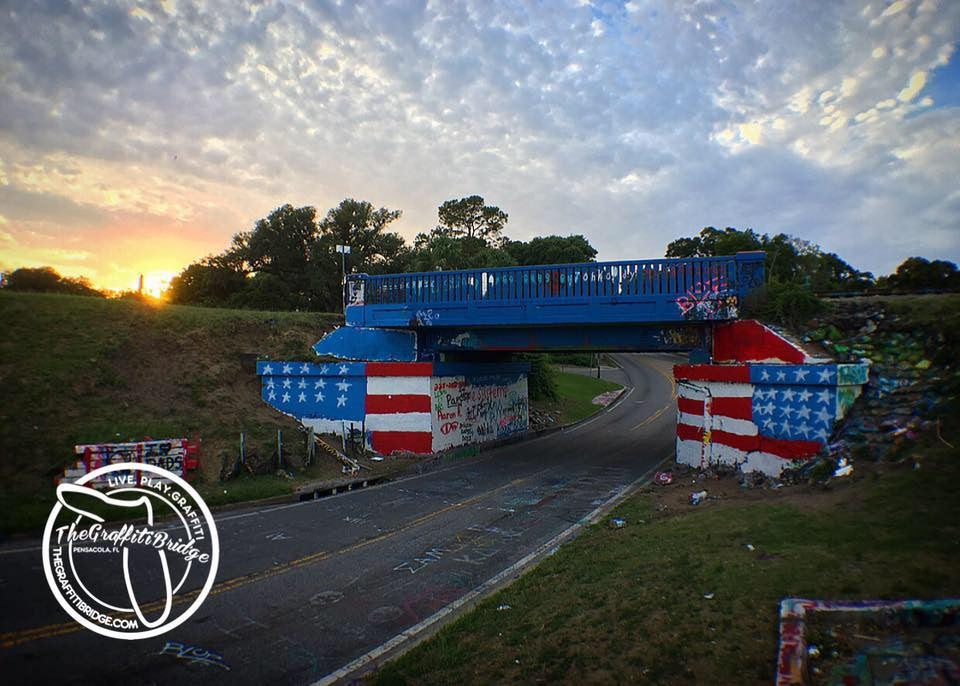 "The Graffiti Bridge... ""The Best of the Coast 2017??"""