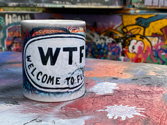 WTF - Welcome to Florida (11oz. Coffee Mug)