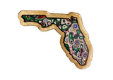 "Mystery ""Florida"" Magnet"