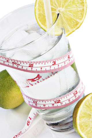 Drink More Water = Lose More Weight