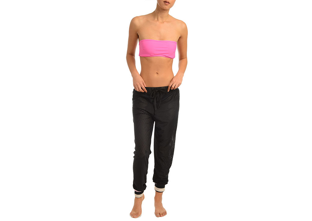BEACH JOGGER-BLACK MULTI