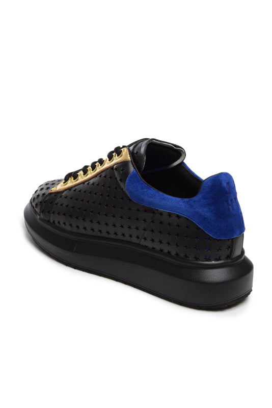 Star Gazing Sneakers - Black / Navy