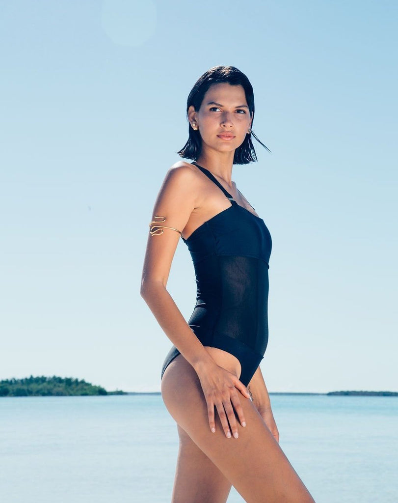 JANE ONE PIECE-BLACK