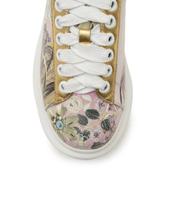 Pretty Little Flyers Print Sneakers