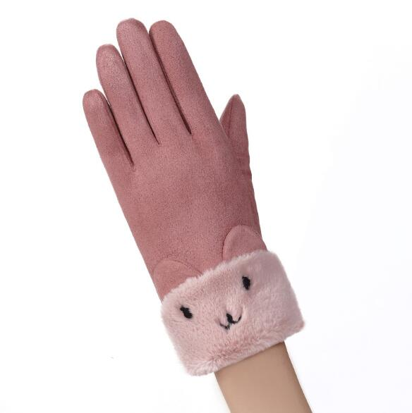 Winter Touch Screen Driving Gloves