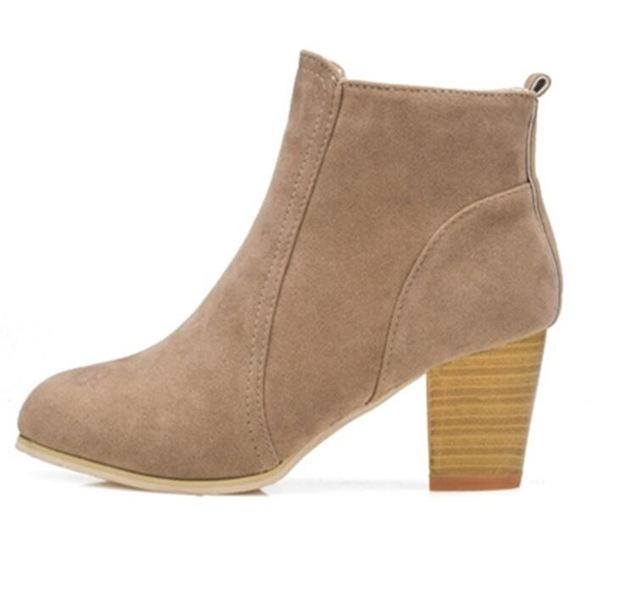 Simply Ankle Booties