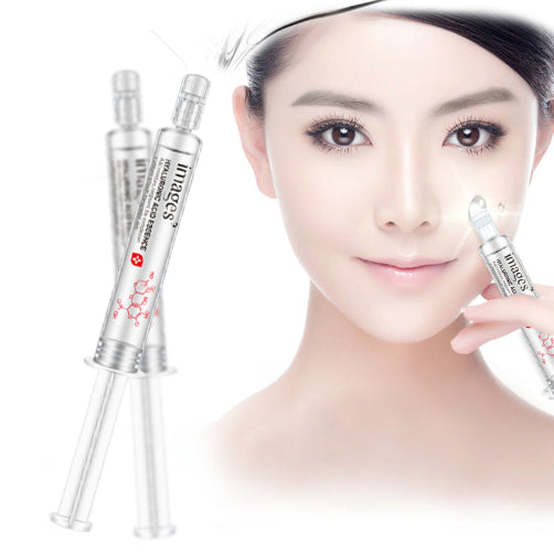 Hyaluronic acid stock solution Smeared water light needle essence moisturizing Facial essence cosmetics