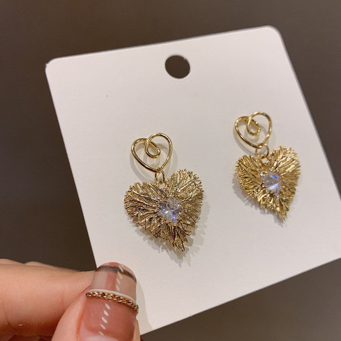 Personalized temperament small  earrings
