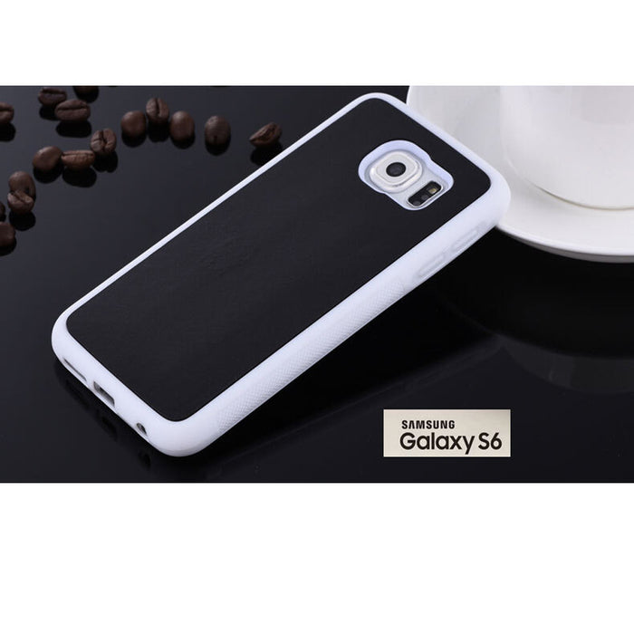 Anti-gravity nano-adsorption mobile phone case