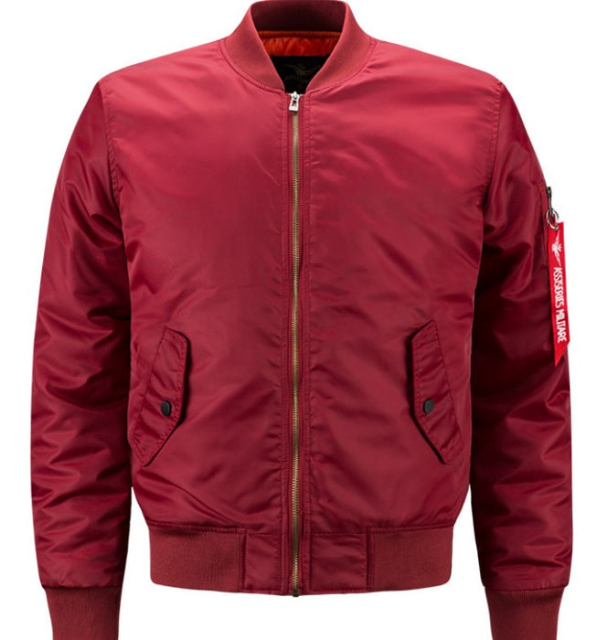 Men's Padded Flight Jacket
