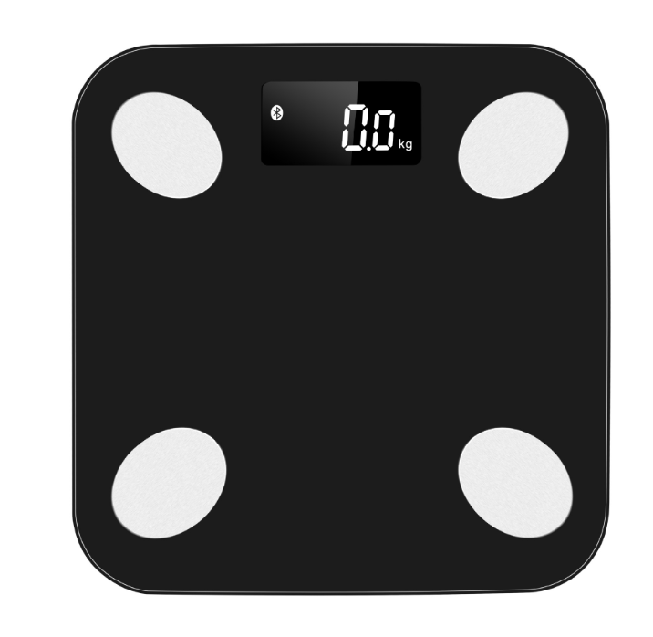 Electronic weight scale accurate body fat scale