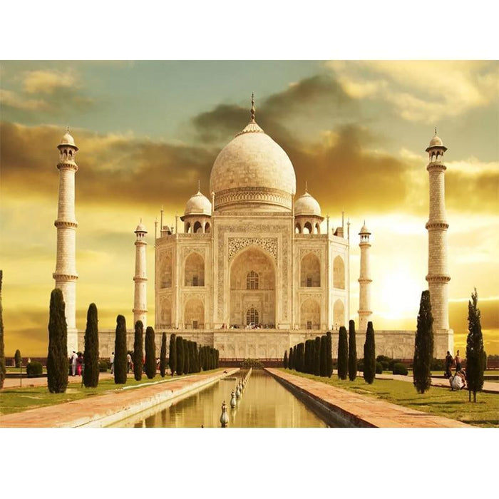 5D Diamond Painting - Taj Mahal