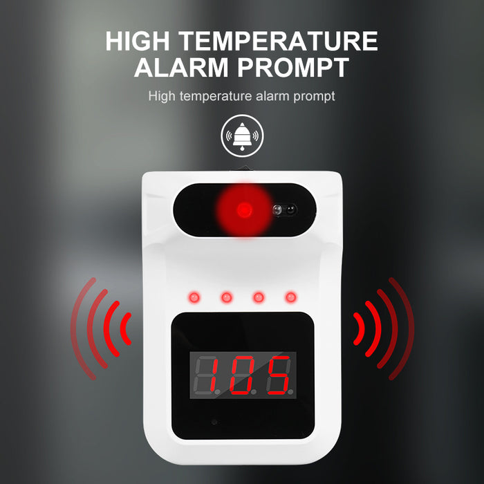 Wall-mounted Thermometer Alarm Thermometer