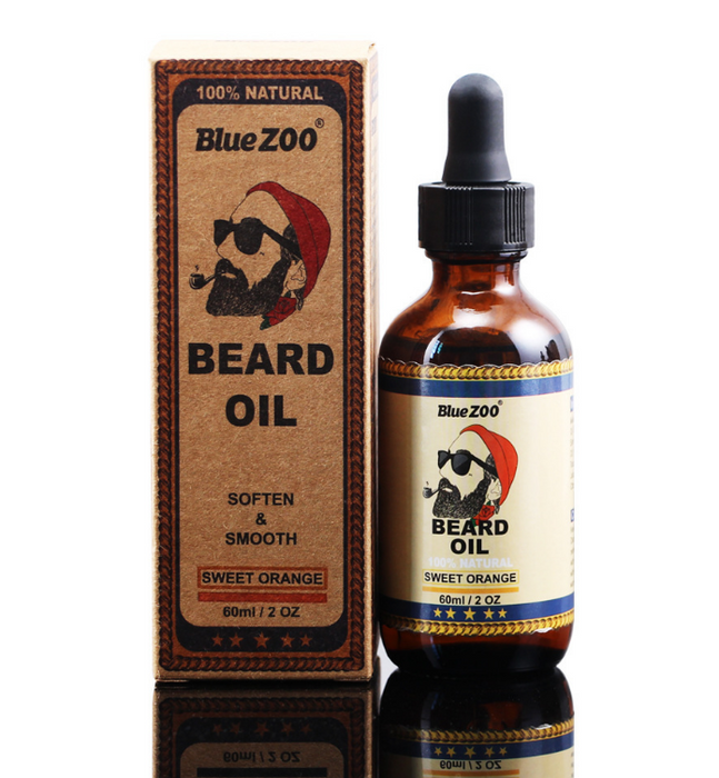 Manly Groomer Beard Oil