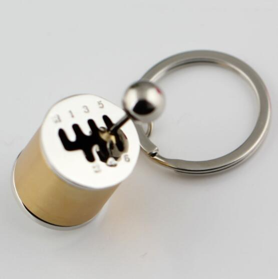 Gear Shift Key Chain