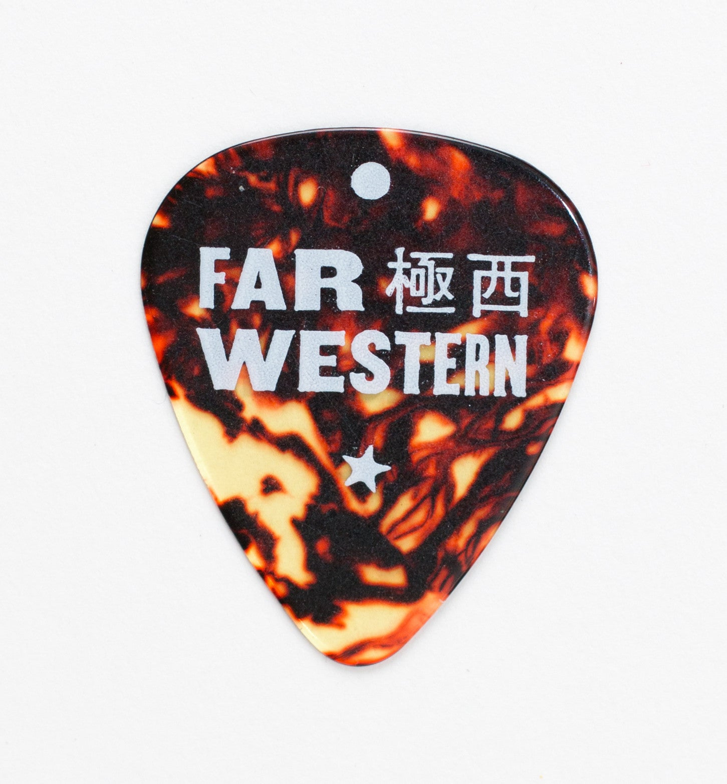 Far Western Guitar Pick