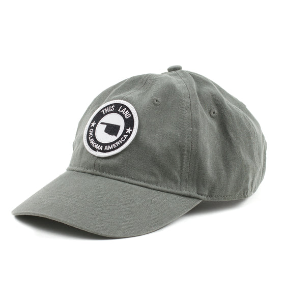 Logo Baseball Hat - Smokey Grey