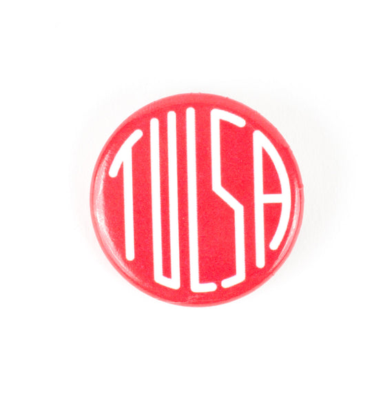 Tulsa Button
