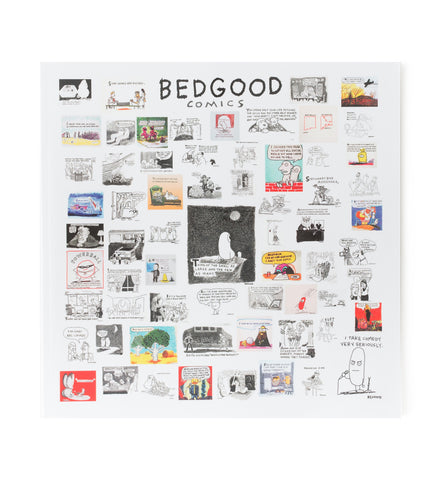 Bedgood Comics Book by Peter Bedgood