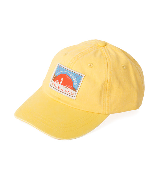 Rising Wheat Baseball Hat
